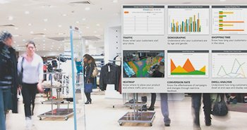 Video cameras provide Smart Retail intelligence