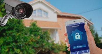 Smart cameras for smart home security