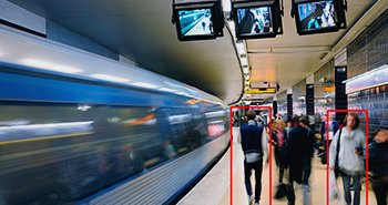 Smart security for CCTV video surveillance